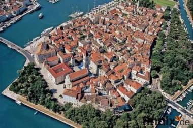 Kroatien Trogir-Arbanija  Apartments Glavaš