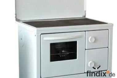 Küchenofen 8,5 kW Leistung Holz|Kohle