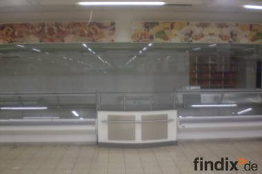 Kühltheken und Fleisch/Käse/Wusttheke zu verkaufen