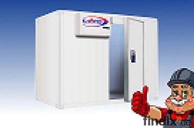 Kühlzelle Kühlhaus Kühlraum