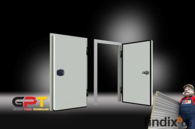 Kühlzellentür Kühlraumtür Ladeneinrichtung