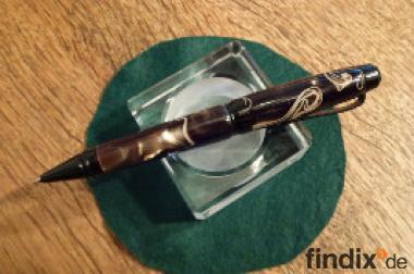 Kugelschreiber aus Acryl -jedes Stück ein  Unikat