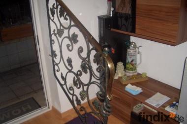 Kunstschmiede Treppengeländer / Gebraucht