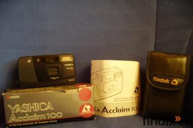 Kyocera Yashica Acclaim 100 Kompaktkamera