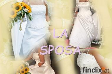 La SPOSA Hochzeitskleid