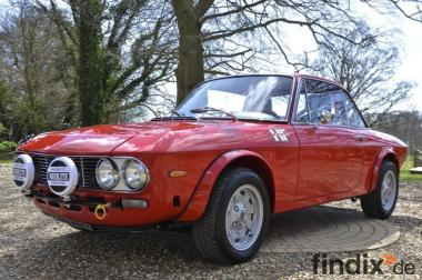Lancia Fulvia 1.6 HF Lusso Sport - Absoluter Topzustand