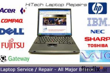 Laptop Notebook Service Wien