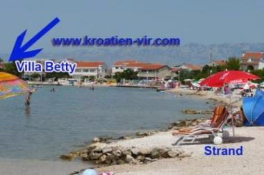 LAST MINUTE Kraotien Insel Vir nähe Zadar noch freie Plätze