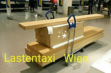Lastentaxi Wien und Umgebung