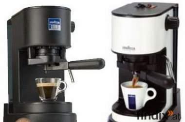 Lavazza BLUE LB 800 und Lavazza Espresso Point EP 800