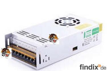 LED-Netzteil 12 Volt DC - 360 Watt - 30 Ampere IP20 - regelbar