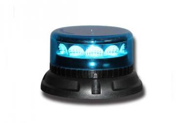 LED Rundumleuchte BLAU  C 12 Mirage, Festmontage, ECE