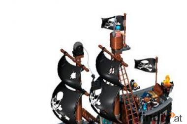 LEGO Piratenschiff 7880 Herrscher der Meere