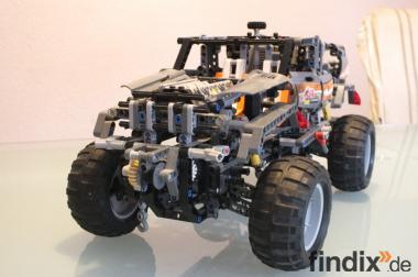 Lego Technic Radlader/ Extreme Offroader 2