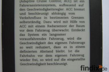 Leseprobe: ebook kfz-Begriffe Multimedia (amazon kindle reader)