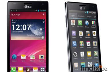 LG P880 Optimus 4X HD black fehlauf neu verpack Fehlkauf
