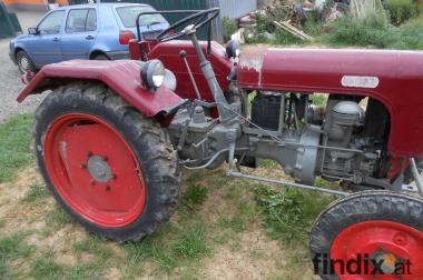 Lindner Traktor