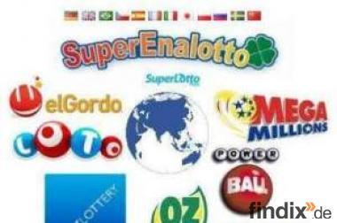 Lotterie-Tickets weltweit online buchen