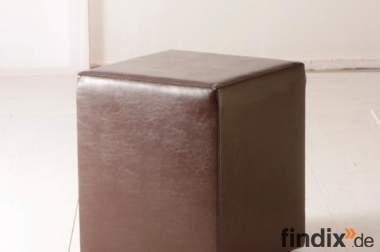 •Lounge Möbel, praktischer  Sitzhocker