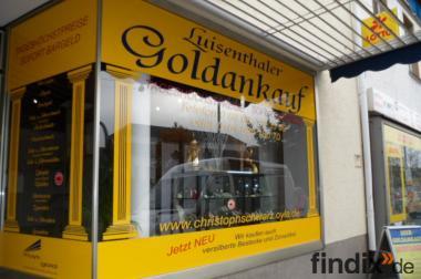 Luisenthaler Goldankauf