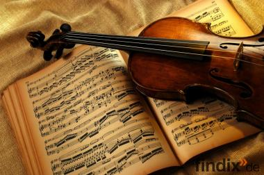 Lust auf Geige / Bratsche spielen?