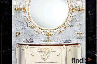 Luxus  Badmöbel Diadem mit großen Spiegel
