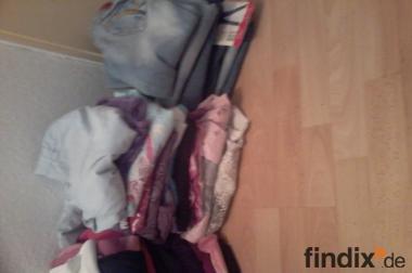 Mädchen Bekleidungs Paket  36 Teilig Gr 146/152 TOP Basar Preise