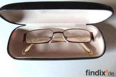 Mädchenbrille + Etui