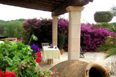 Mallorca-Son Macia, App. Sur der KINDERFREI geführten FincaOase