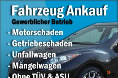 Mazda mit Motorschaden Ankauf & Verkauf