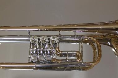 Meister Dotzauer B Konzert - Trompete aus Goldmessing + Neusilber