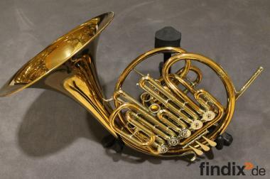 Meister Hans Hoyer Bb- / F Waldhorn / Doppelhorn / Diskanthorn