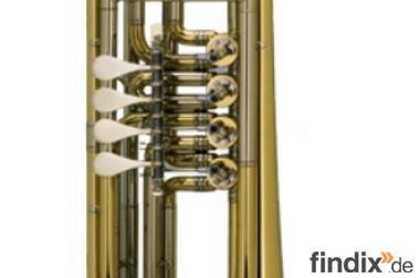 Melton / Meinl Weston Profiklasse Basstrompete, 4 Drehventile