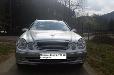 Mercedes-Benz E 270 T CDI