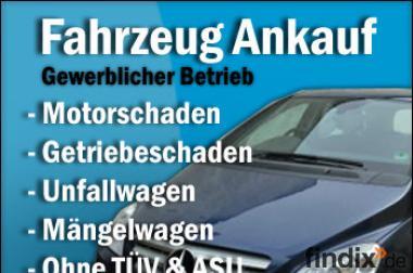 Mercedes Benz mit Motorschaden Ankauf & Verkauf