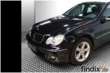 Mercedes C 220 CDI Classic VHB 9.300 €