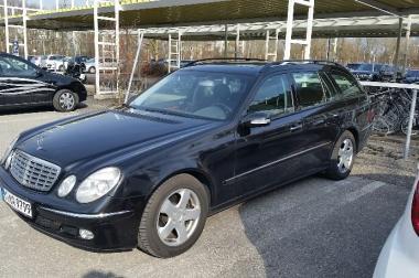 Mercedes  E 270 CDI Elegance zu verkaufen