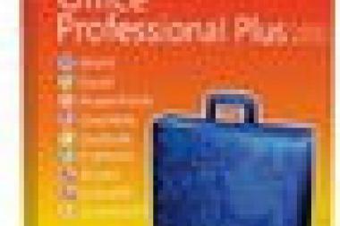 Microsoft Office 2010 Professional Plus - 1 PC   Version: Downloa