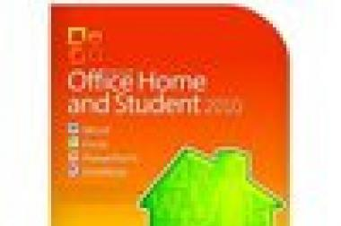 Microsoft Office Home and Student 2010 - Vollversion 1 PC Lizenz
