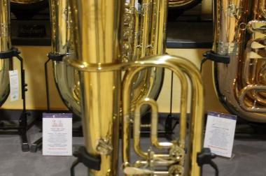 Miraphone exklusiv Tenorhorn in Bb. Mod. 729H inkl. Koffer