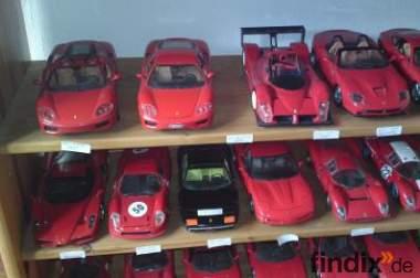 Modellautos von Ferrari 1:18 von 1957-2009