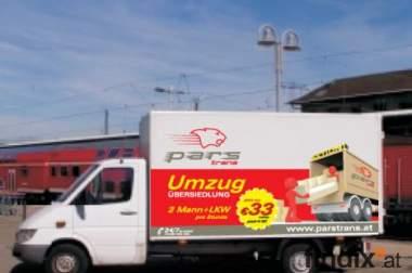 Möbelpacker Wien,Umzüge Wien, Entrümpelung, Räumung , Kleintransp
