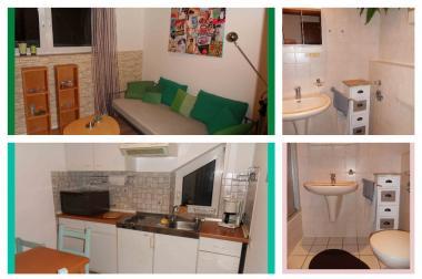 Möbl.Apartment für Reisende/Monteure/Studenten Bergisch Gladbach