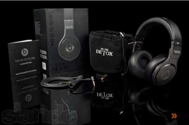 Monster Beats by Dr Dre *Detox limited Edition*      Inserent akt