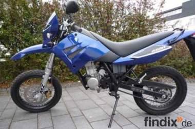 Moped MZ 125 SM guter Gebrauchtzustand