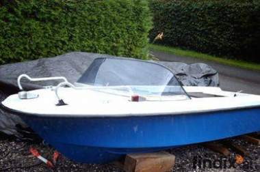 Motorboot ohne Motor