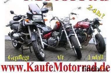 Motorradankauf - Barankauf - Kostenlose Abholung