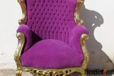 Muebles en estilo luis xv barroco barato en valencia a - Muebles estilo barroco moderno ...