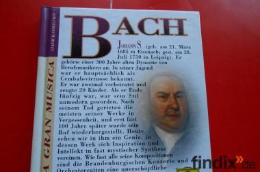 Musik  CD  von Bach  ist in einem guten zustand