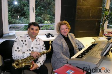 Musik vom Feinsten für Ihr Fest - (Klassik, Jazz, Pop, Klezmer)